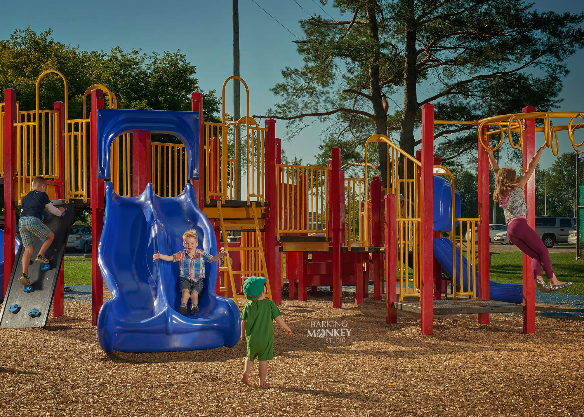 children playground ottawa commercial photographer