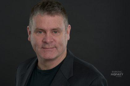 headshot black background ottawa headshot photographer