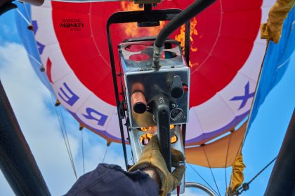 remax hot air balloon burner