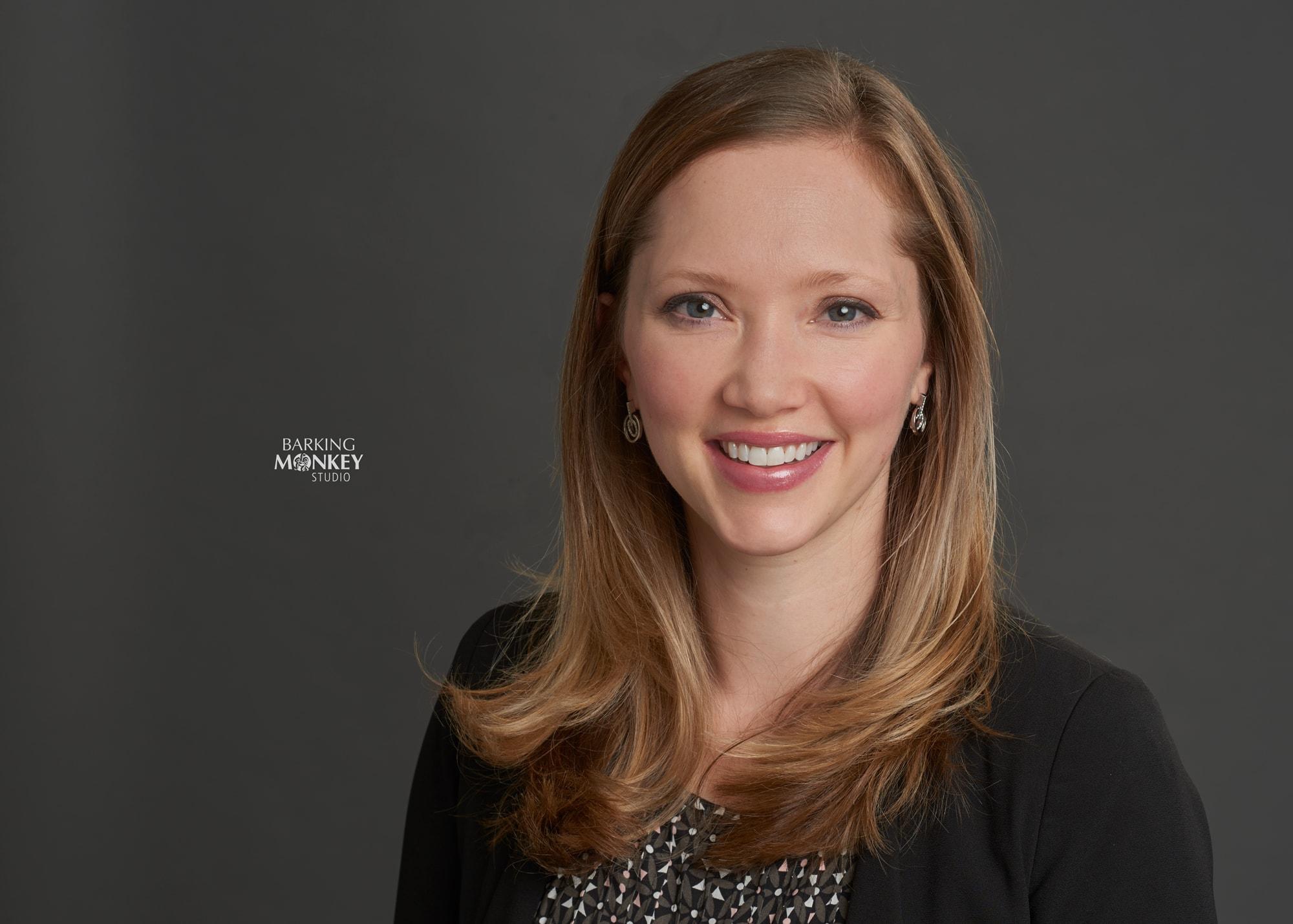 female headshot business portrtait ottawa photo studio photographer